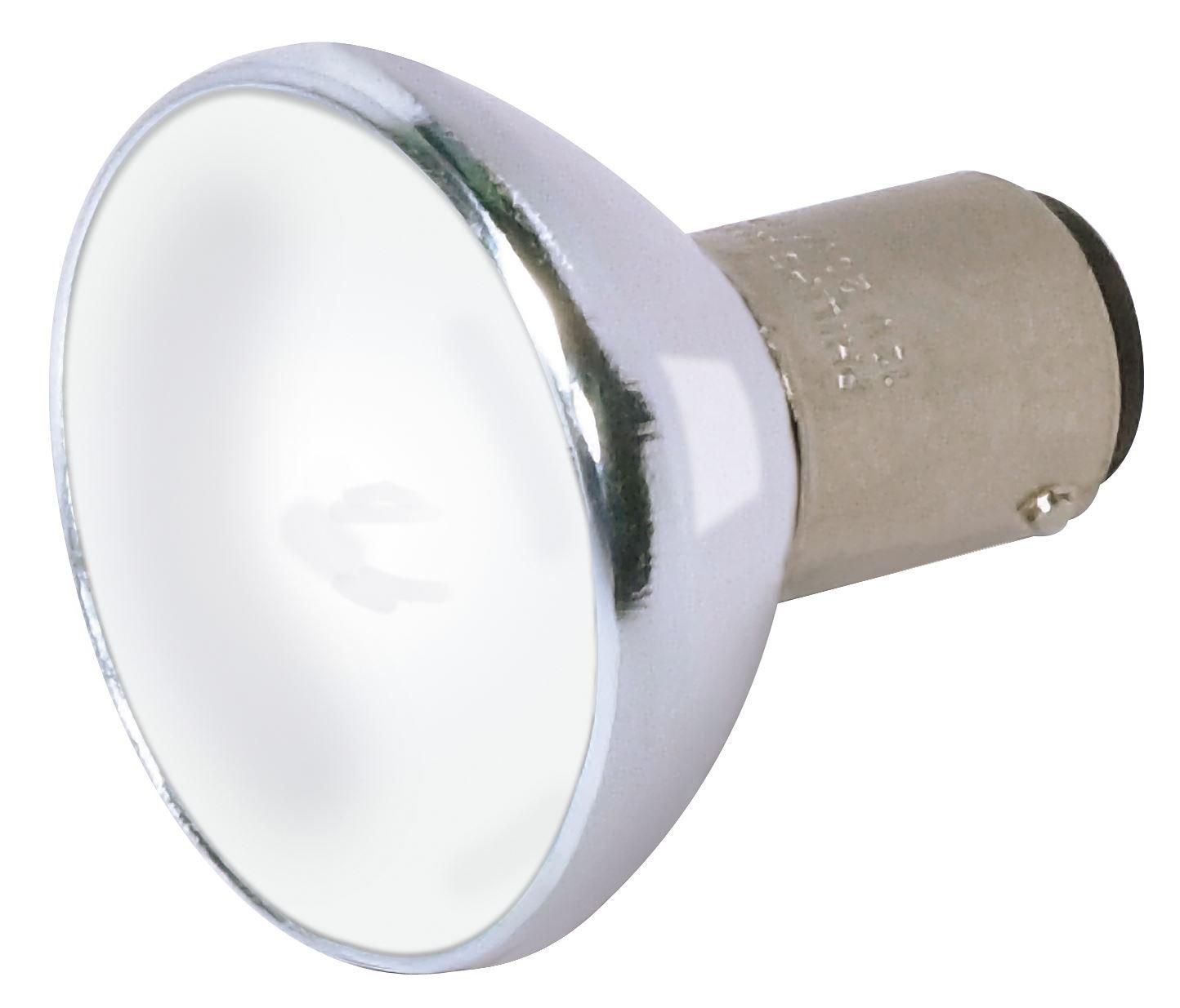 20ALR12/FL32 GBF Halogen ALR Aluminum Reflector, 20W BA15d ALR12, Frosted Bulb [Pack of 1]