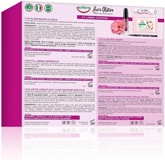 Kit de labios: Amazon.es: Belleza