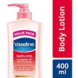 Vaseline Healthy White Complete 10 Body Lotion, 400 ml