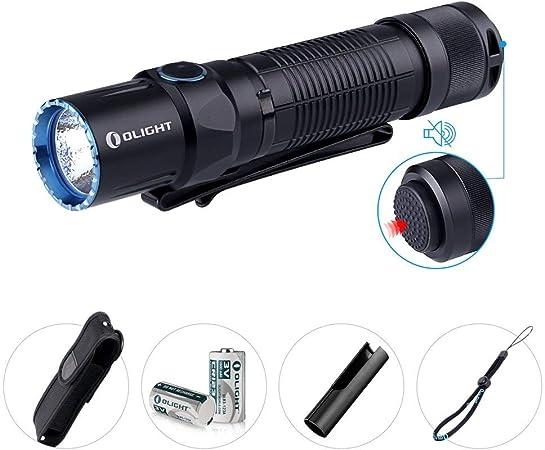 Olight ® M2R Guerrier Rechargeable Tactical Torch 18650 1500 lm puissant du...