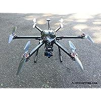 4K UHD Hexacopter Drone/UAV with AutoPilot