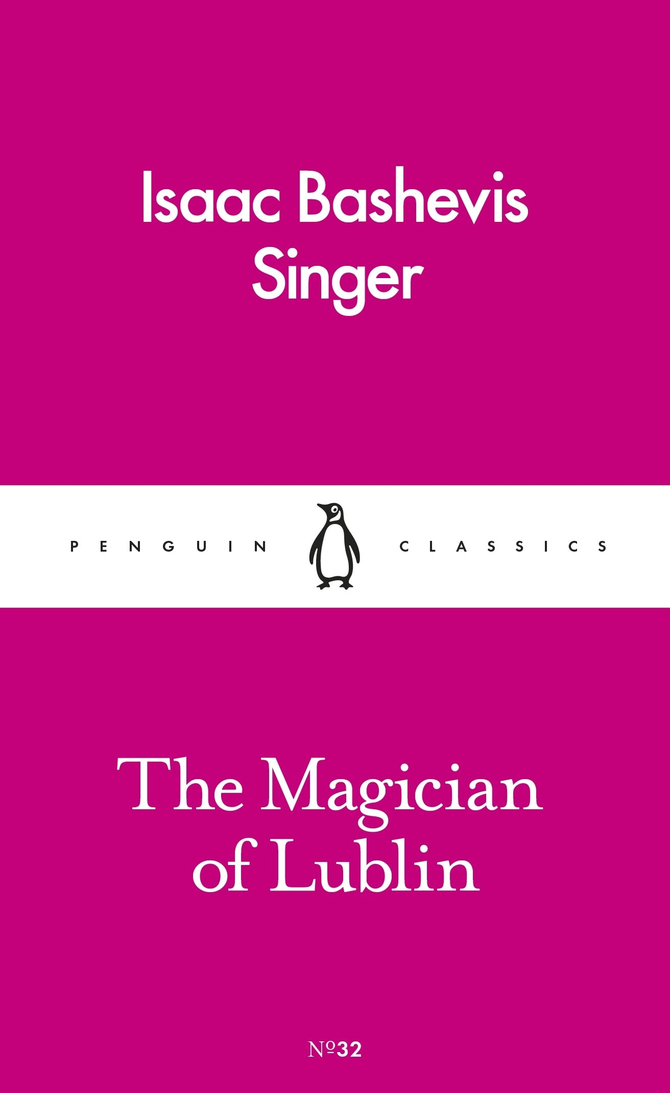Read Online The Magician of Lublin (Pocket Penguins) ebook