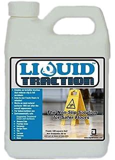 SAFEGRIP USA Gallon Floor Non Slip Fix Slippery Tile Tile - Slippery floor tiles fix