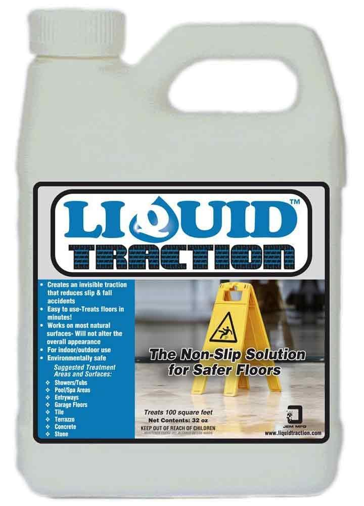 Liquid Traction 193032 Non-Slip Solution