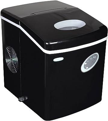NewAir Portable Ice Maker 28 lb. Daily, Countertop Compact Design