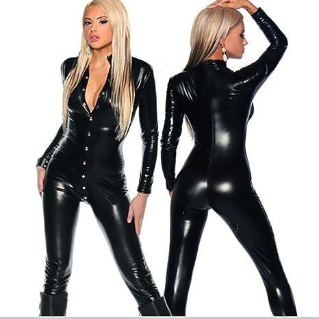 Sexy spandex bodysuit