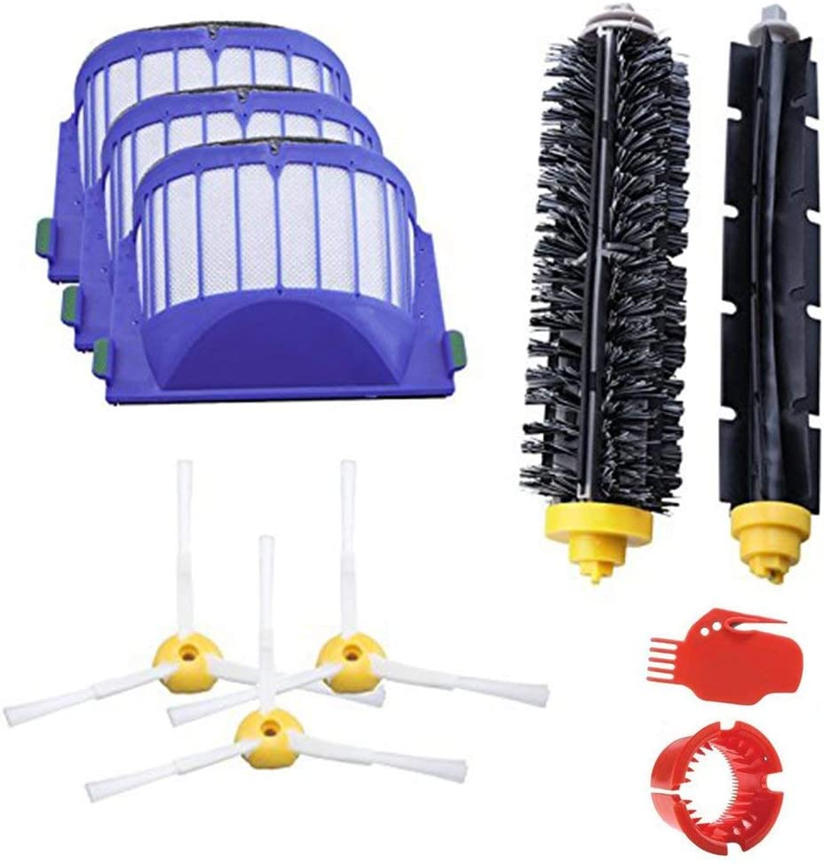 Kit de repuestos para iRobot Roomba 600 620 630 650 660