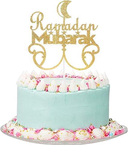 Ramadan cake toppers