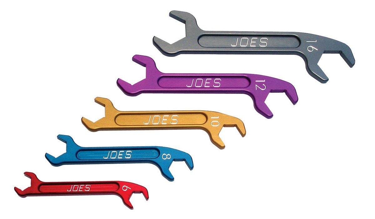 Joes Racing 18000 Aluminum Wrench Set
