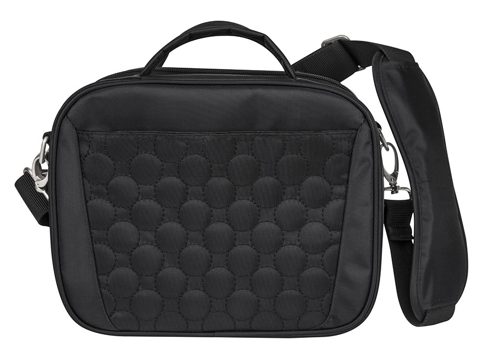 Travelon Mini-Total Toiletry Kit, Black, One Size 42962 50U