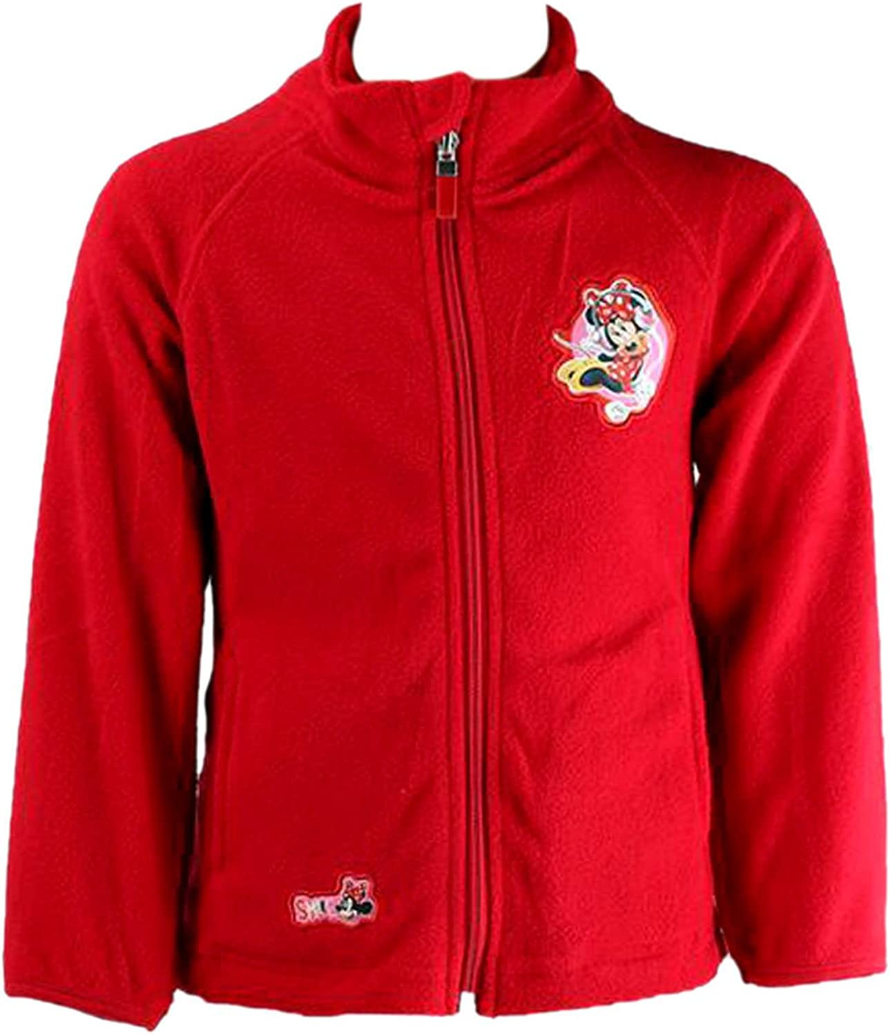 MINNIE MOUSE CHILDS  SLEEVED FLEECE
