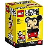 LEGO 乐高 拼插类 玩具 BrickHeadz 方头仔系列 方头仔-米奇 41624 10+岁