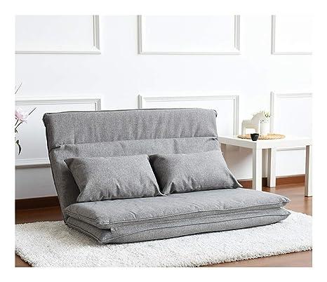 Amazon.com: LYQZ - Sofá cama multifuncional, sofá perezoso ...