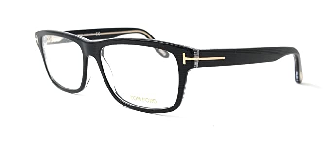 8ea3ab4533e0 New Tom Ford Eyeglasses Men TF 5320 Black 005 TF5320 56mm at Amazon ...