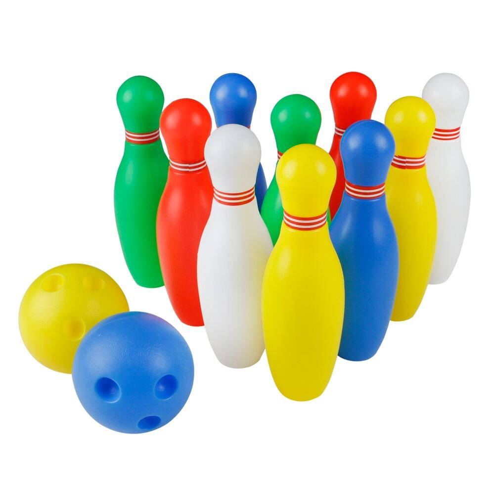 amazon com yoptote educative toy bowling ball games timeless