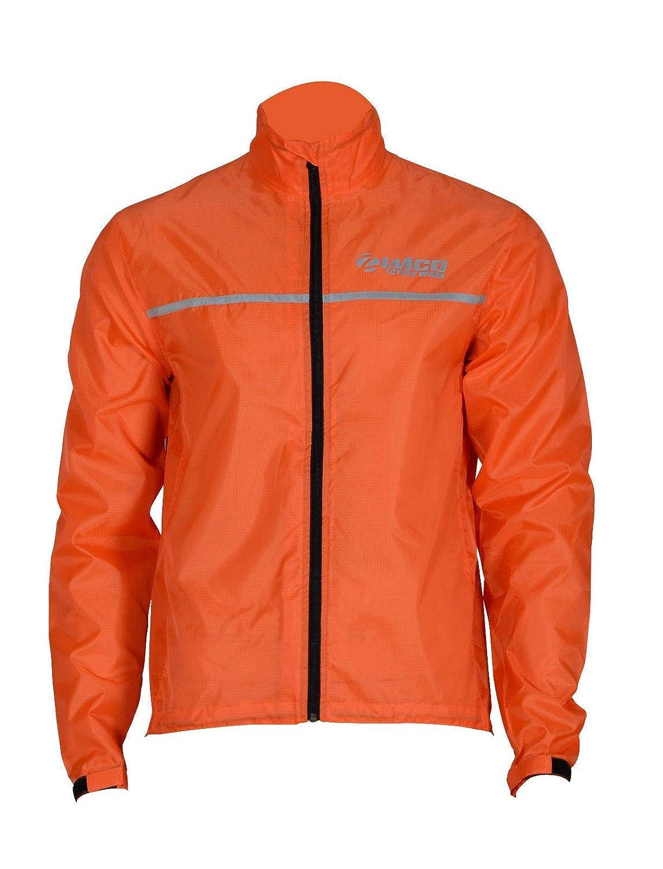 Zimco Light Weight Cycling Rain Jacket Windproof Bike Jacket Showerproof 134