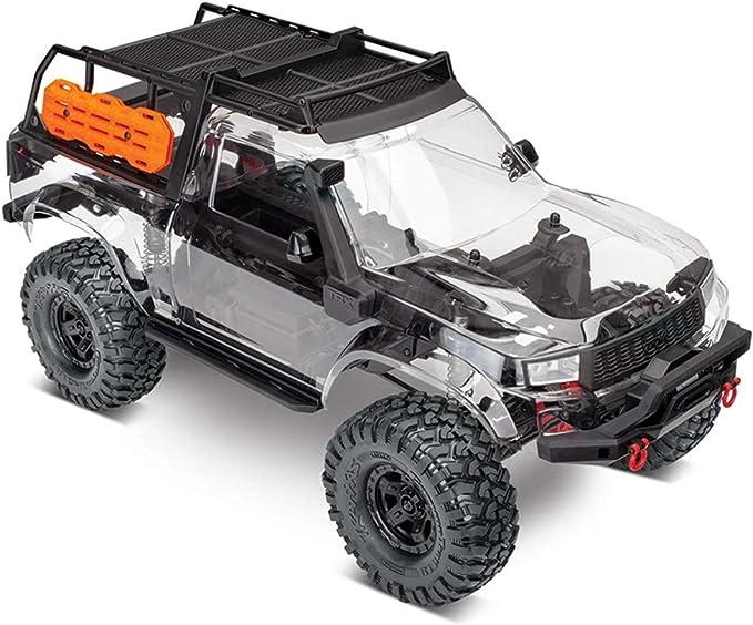 Traxxas Crawler TRX-4 Sport 4x4 escala 1:10 Juego de construcción sin electrónica, incluye kit de accesorios.