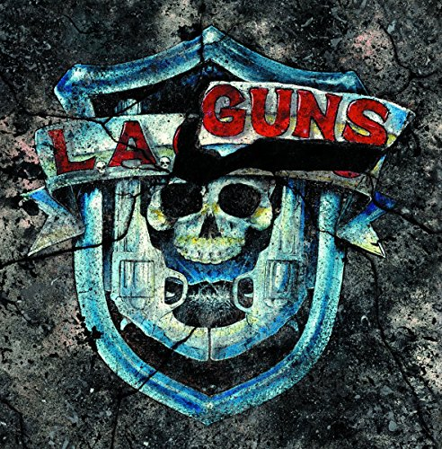 CD : LA Guns - The Missing Peace (CD)