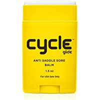 BodyGlide Cycle Chamois Glide Balm, 1.5 oz (USA Sale Only)