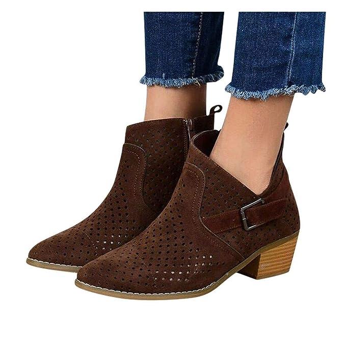 Posional Botas Para Mujer, Moda OtoñO Invierno Zapatos De Remaches ...