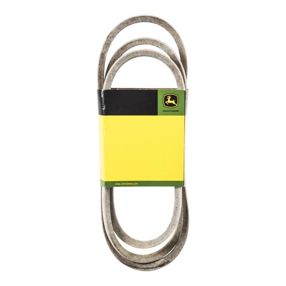 '4lk86: Smooth V-Ribbed Belt for John Deere Ride-on Mower Model LT155LT166–Section 1/2