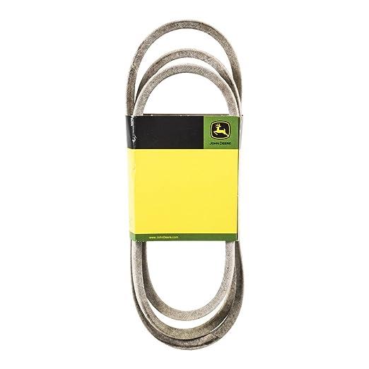 John Deere Original Equipment V-Belt #M126009: Amazon.es: Jardín