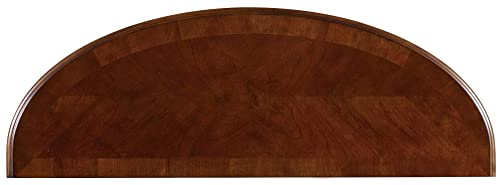Hooker Furniture Brookhaven Freeform Sofa Table in Clear Cherry
