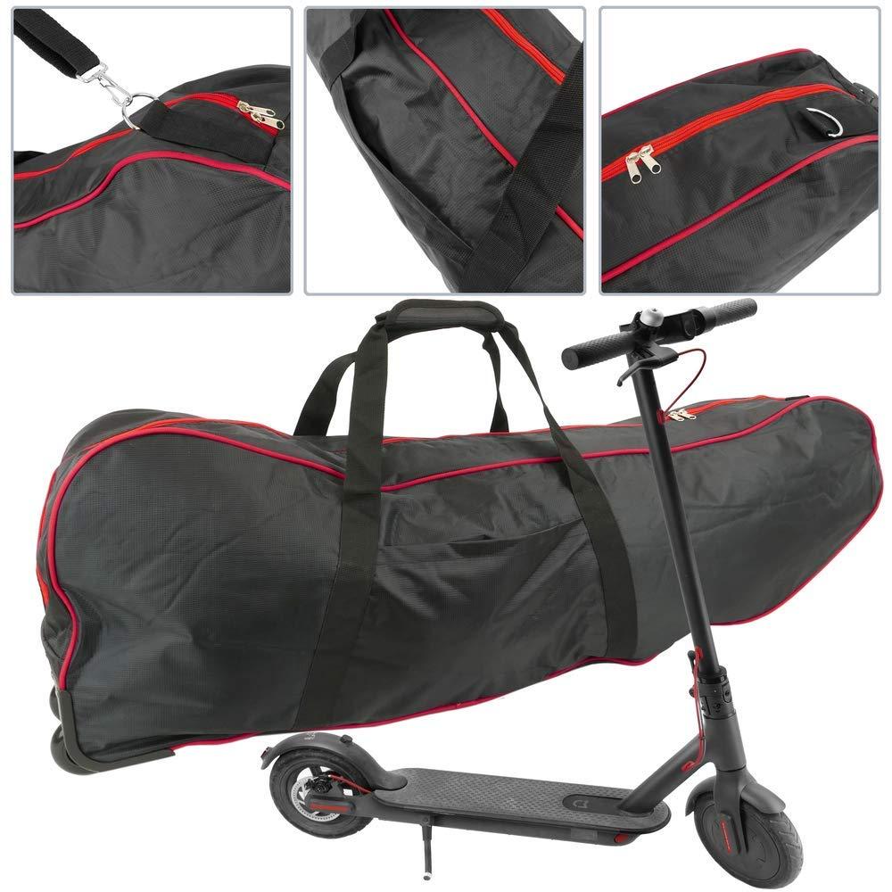 CityBAG Bolsa para Patinete con Ruedas Tipo Carrito Trolley DE 10