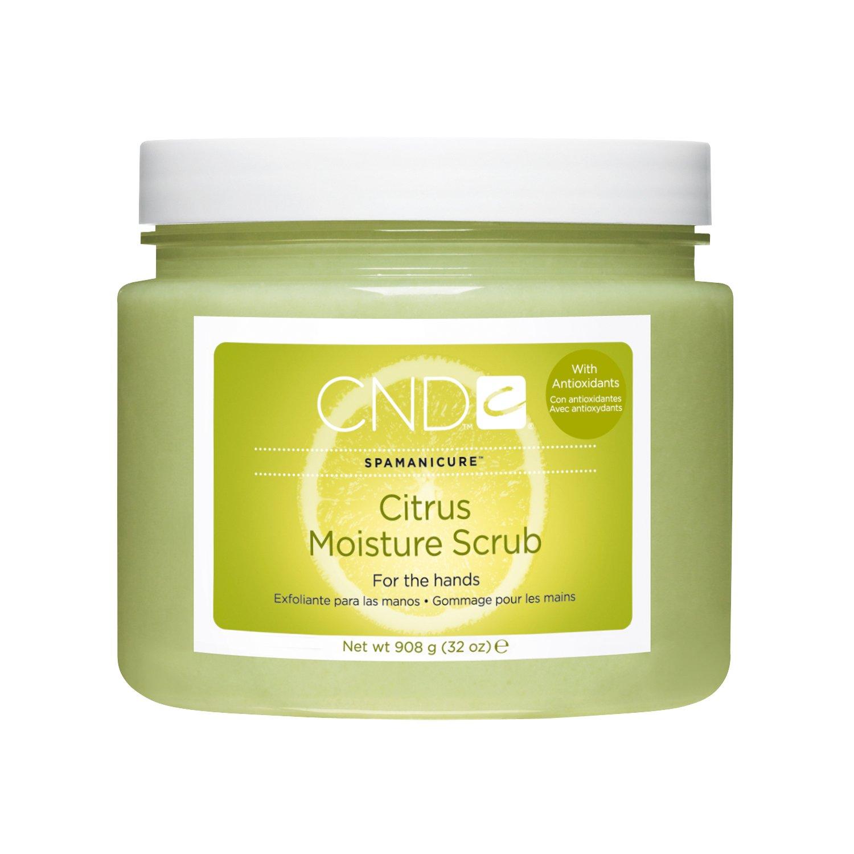 CND Handpeeling Citrus Moisture Scrub, 1er Pack (1 x 80 g) 5250R
