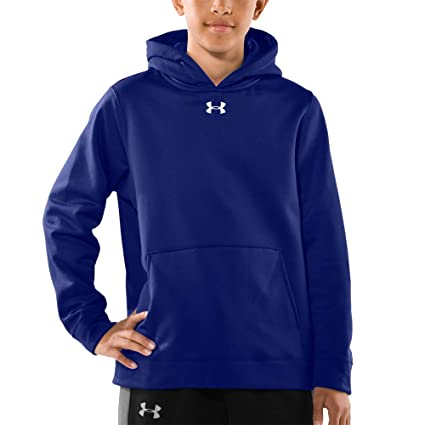 dark blue under armour hoodie