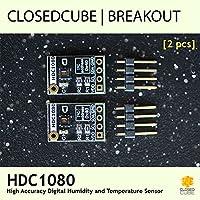 closedcube hdc1080baja potencia alta precisión digital humedad