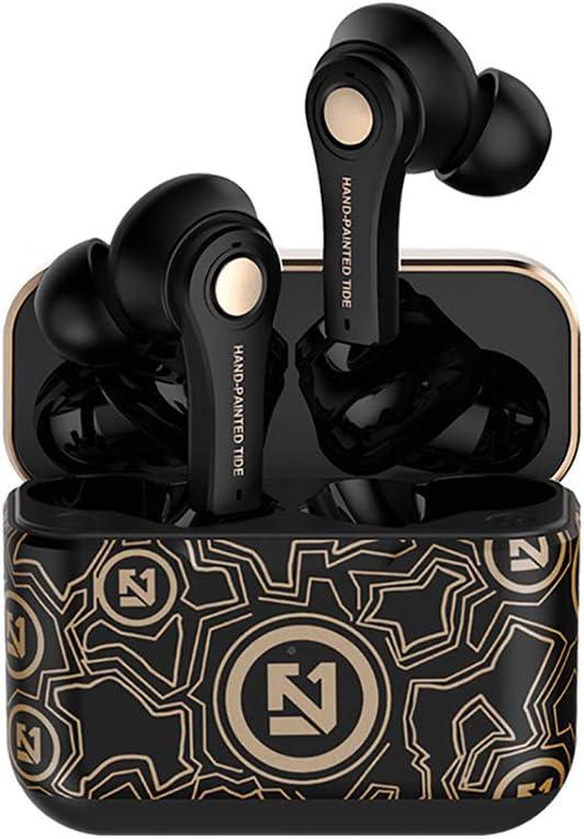 Auriculares Bluetooth inalámbricos Rantoloys por sólo 16,99€ con el #código: FUXR9V5P