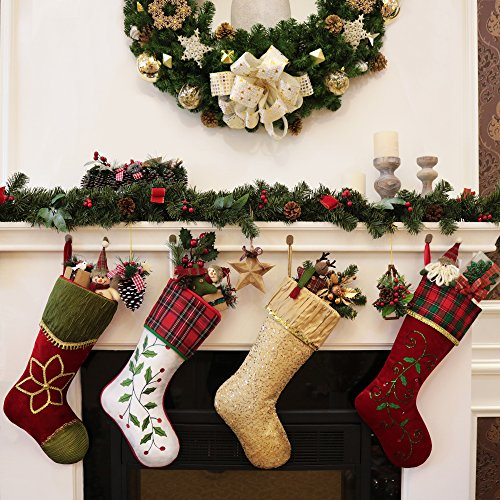 Traditional Home Garden Decor With Flower Traditional Christmas Flower Design Home Garden Decor Seasonal Holiday