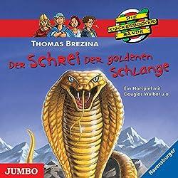 Der Schrei der goldenen Schlange (Die Knickerbocker-Bande 50)
