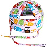 Head Guard for Kids, Womdee Baby Safety Helmet Head Protection Toddler Kids Adjustable Soft, Baby Head Protector for Toddlers Learn to Walk, 6-15 Months, 43-58cm, 5 Colors