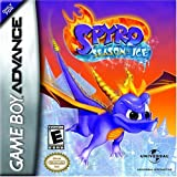 Spyro the Dragon Season of Ice