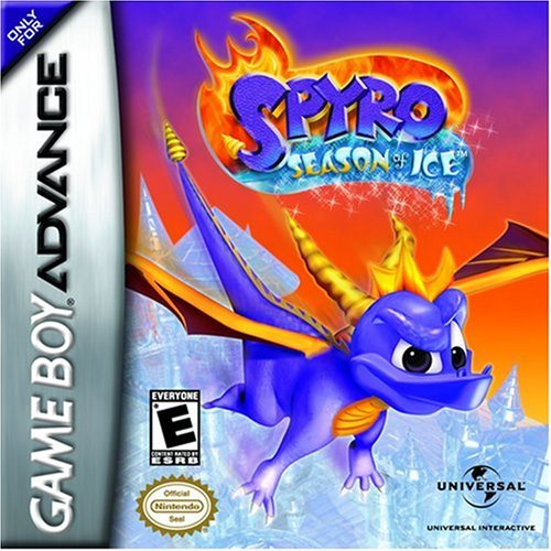 Spyro: Season of Ice