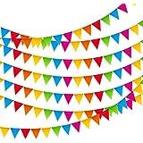 amazon com caroyla 330ft pennant banner flags xl large pennant
