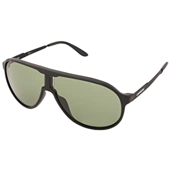 Amazon.com: CARRERA SUNGLASSES NEW CHAMPION GUYNR BLACK ...
