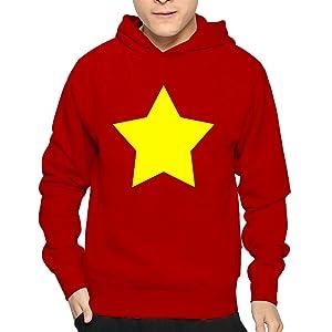 Men's Universe Star Hoodie Sweatshirt Funny Pullover