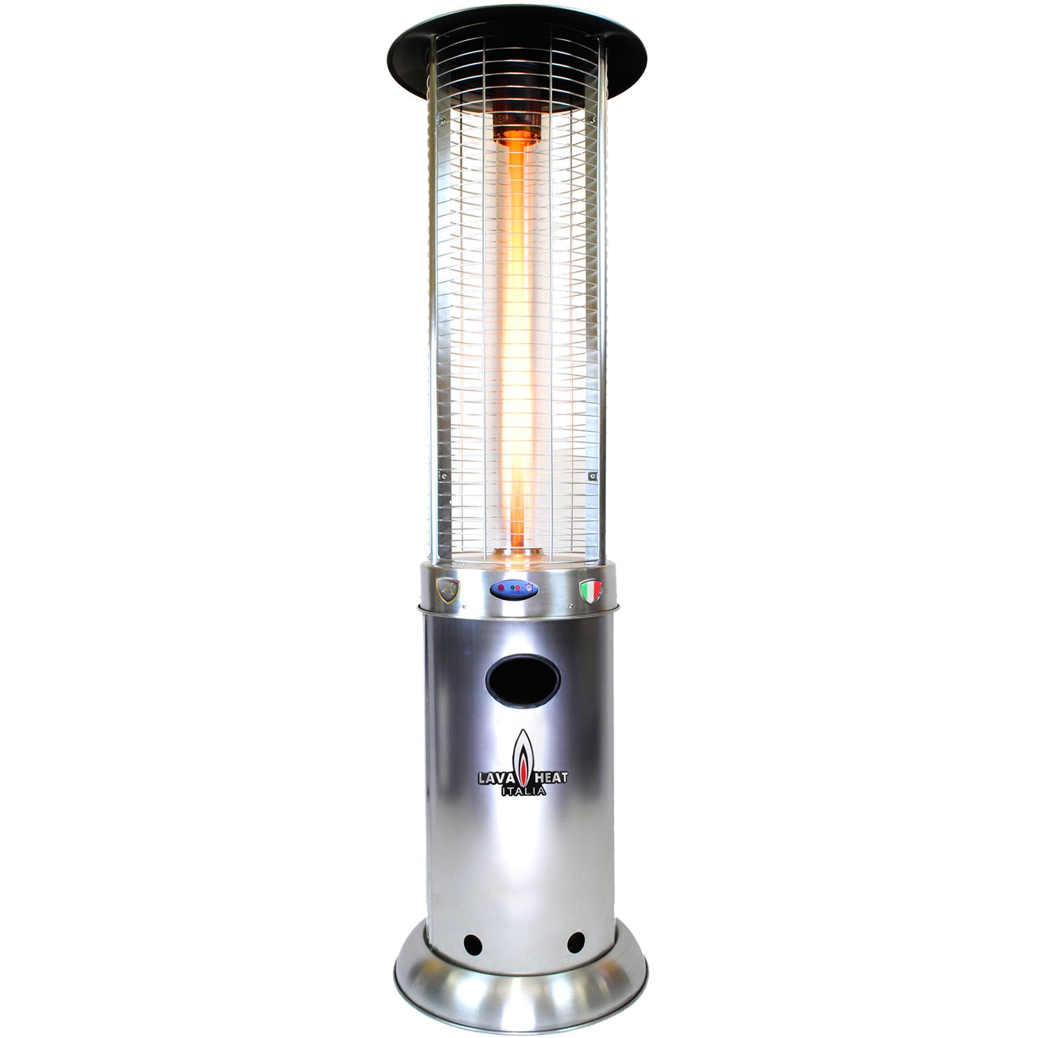 outdoor heater l propane bonfire patio heaters infinita product
