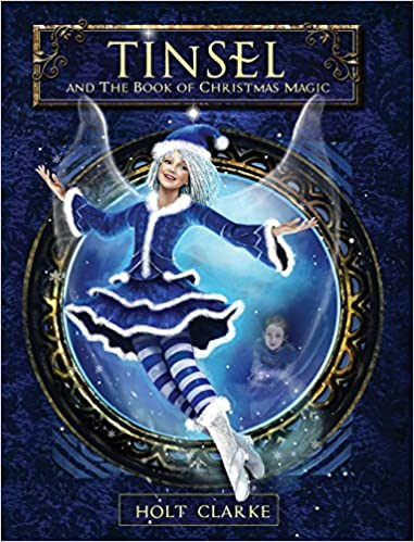 Book Tinsel and the Book of Christmas Magic