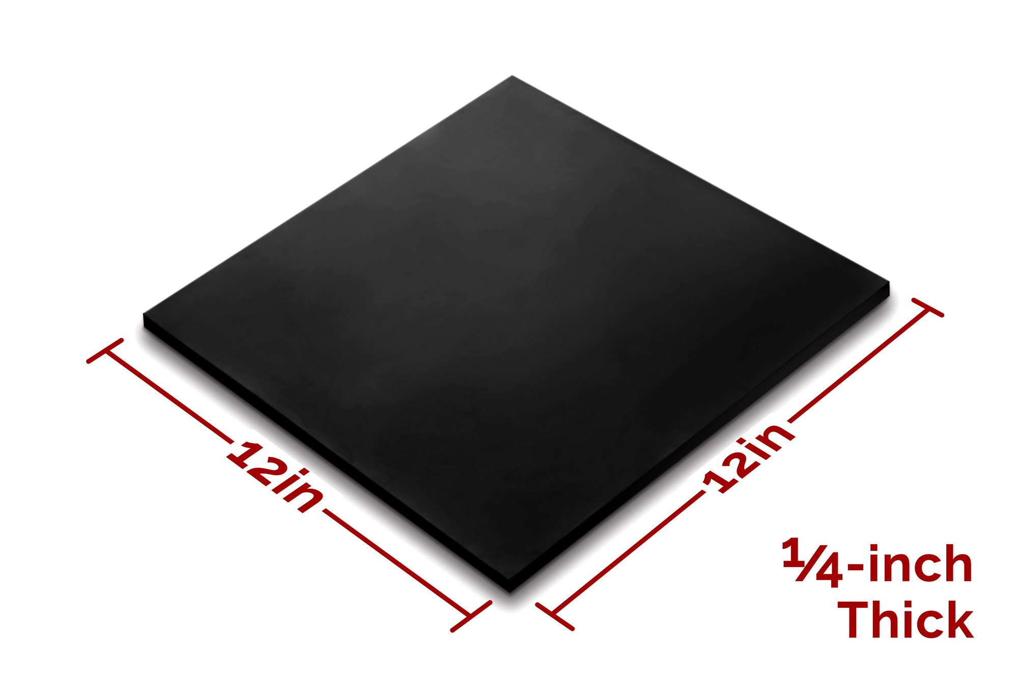 Rubber Sheet Heavy Duty High Grade 60a Neoprene Black
