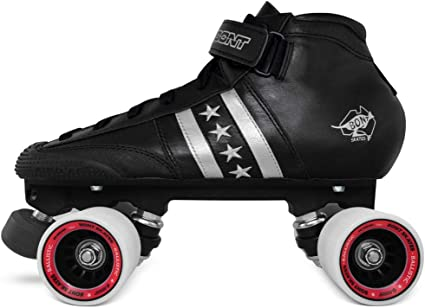 Men Youth Roller Skates Boys Women Bont Roller Skates Indoor and Outdoor Girls LowCut Quadstar Speed Skating 100/% Leather