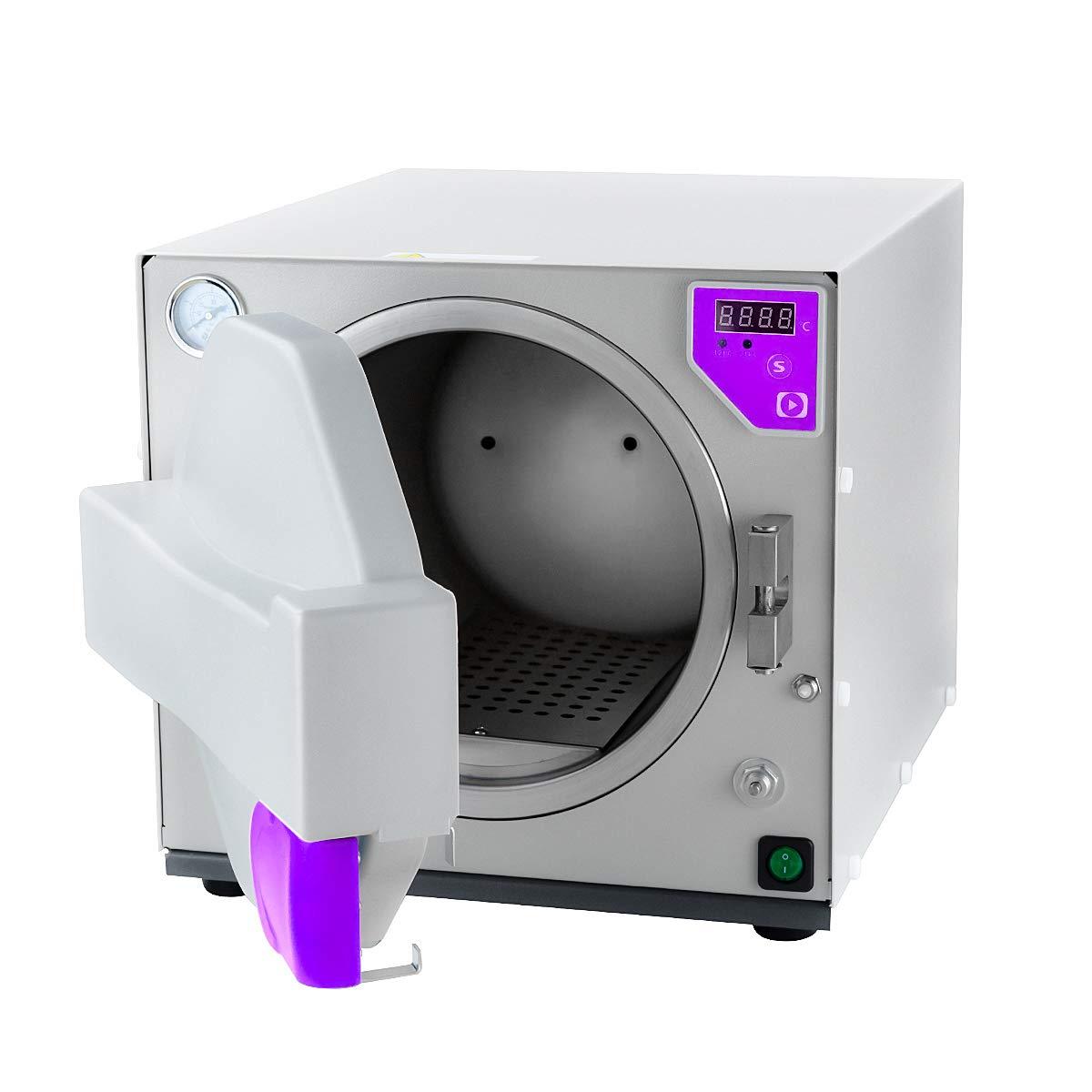BONEW 18L Autoclave Steam Dental Lab Equipment Tool Mini330 by BONEW (Image #6)