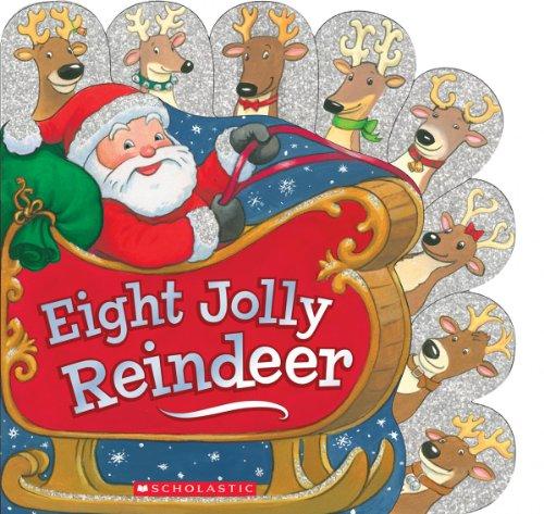 Eight Jolly Reindeer -