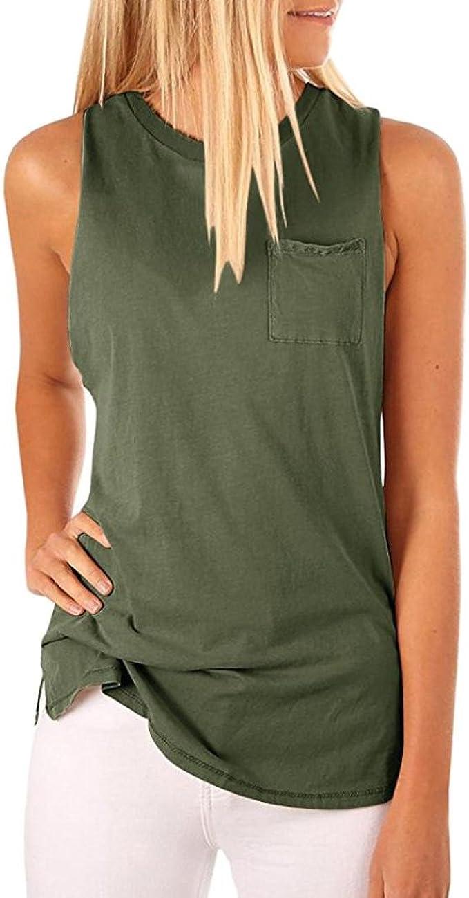SANFASHION Bekleidung - Camisas - con Botones - Liso ...