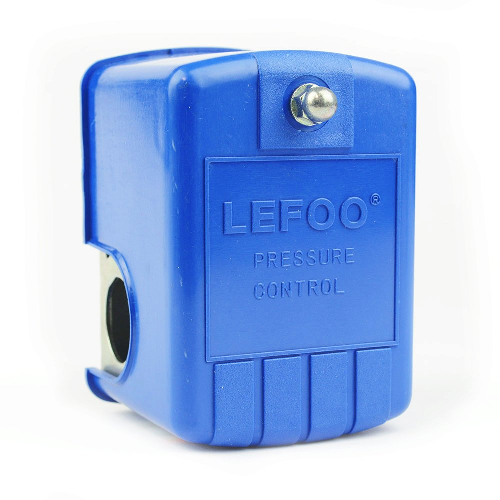 New Well Water Pump Pressure Control Switch 40-60 Preset PSI 1/4'' Female NPT by lefoo