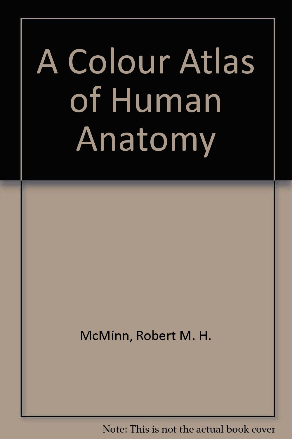Buy A Colour Atlas of Human Anatomy Book Online at Low Prices in ...