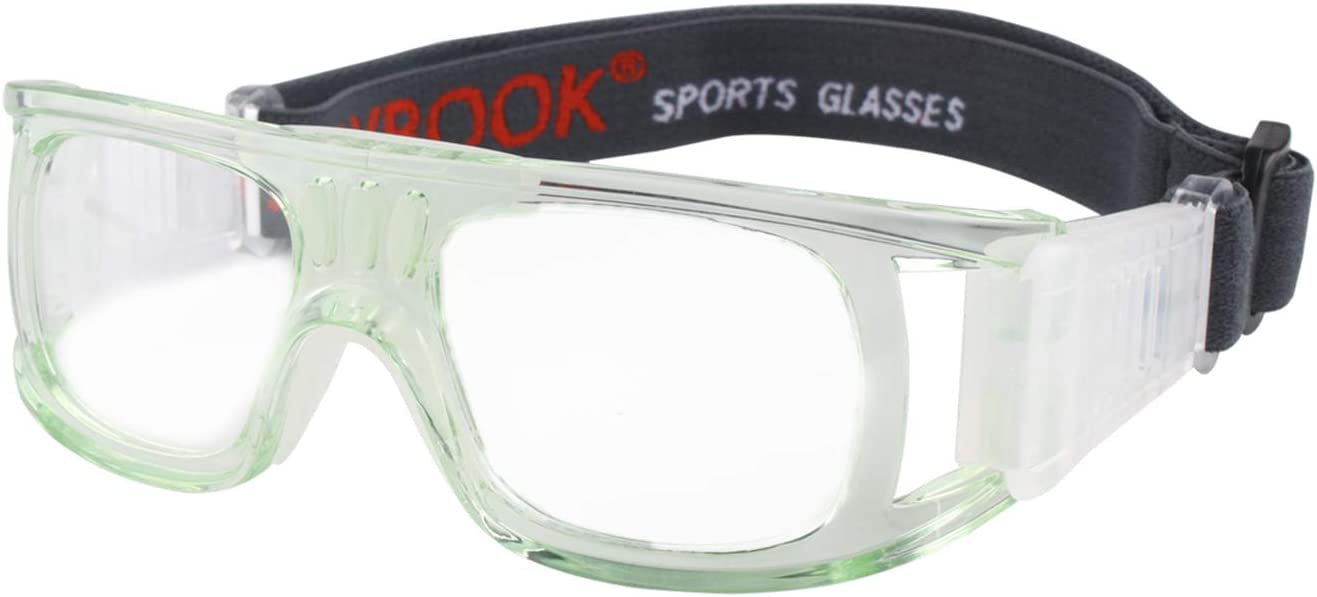Andux LQYJ-01 - Gafas protectoras de ojos para baloncesto, fútbol, deporte, gafas de seguridad